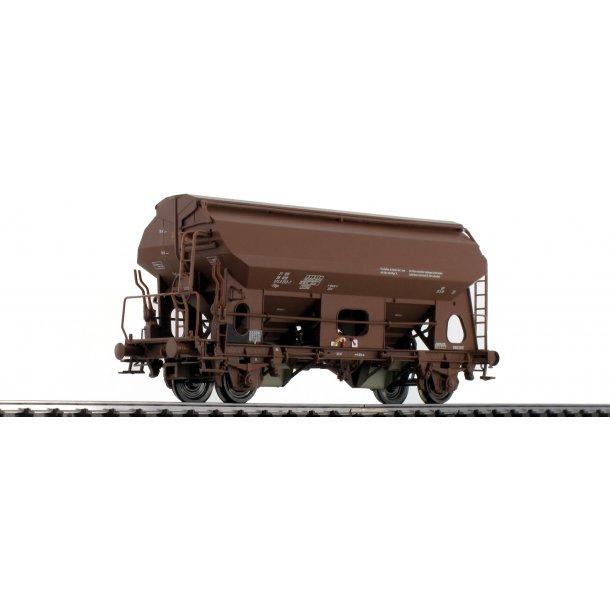Brawa HO 49515 DSB selvtømmervogn med svingtag type Uds-v