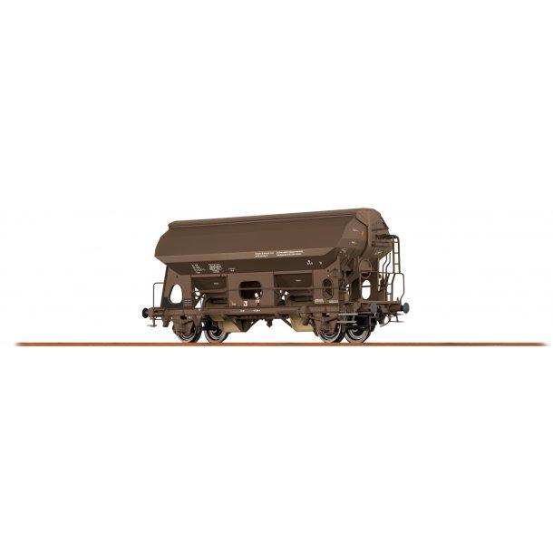 Brawa HO 49515 DSB selvtømmervogn med svingtag