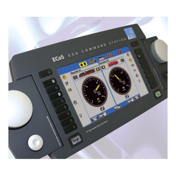 ESU 50210 Centralstation ECoS 2 DCC MOT SX M4