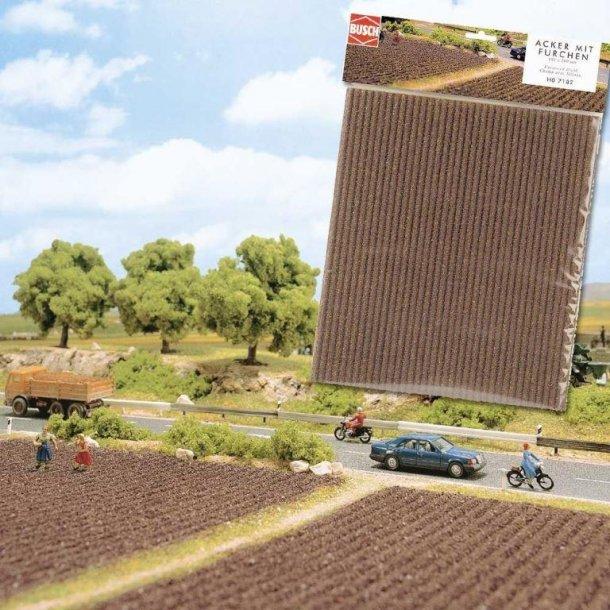 Busch HO 7182 filt stykke som jord furer 480x280