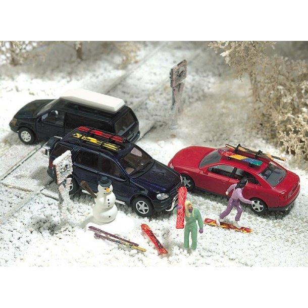 Busch HO 6004 vinter udstyr sæt