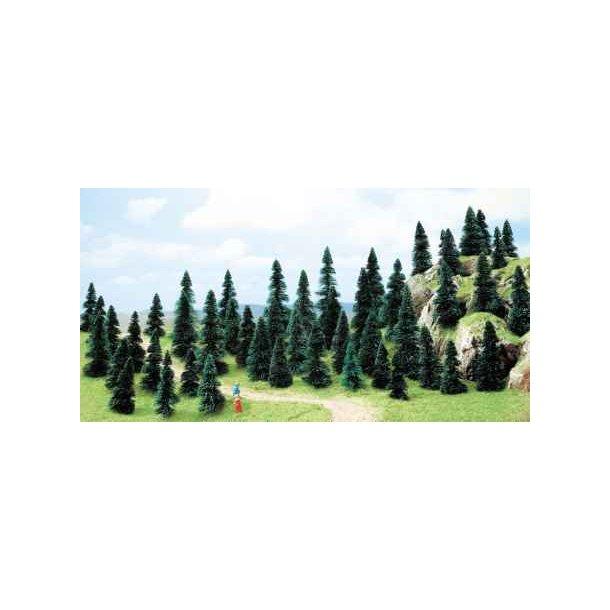 Busch HO 6497 Træer 50 stk.