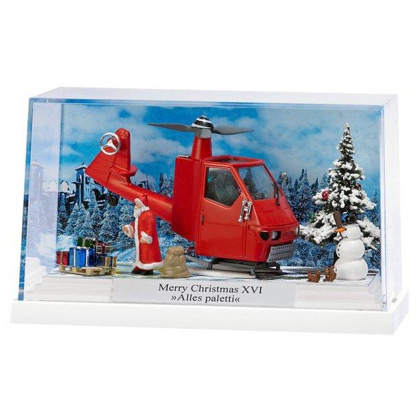 Busch HO 7619 diorama  glædelig jul