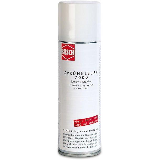 Busch 7000 spray- lim universal 300 ml.