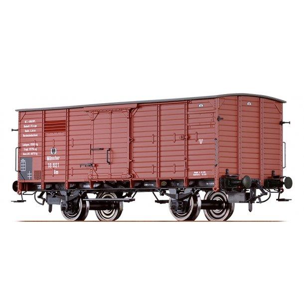 Brawa 67440 K.P.E.V. Lukket godsvogn Bauart Gm