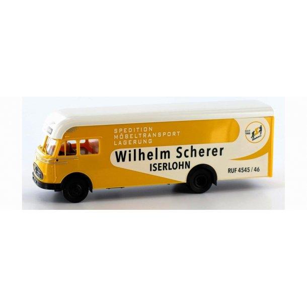 Brekina HO 57216 MB LP 322 Möbelwagen