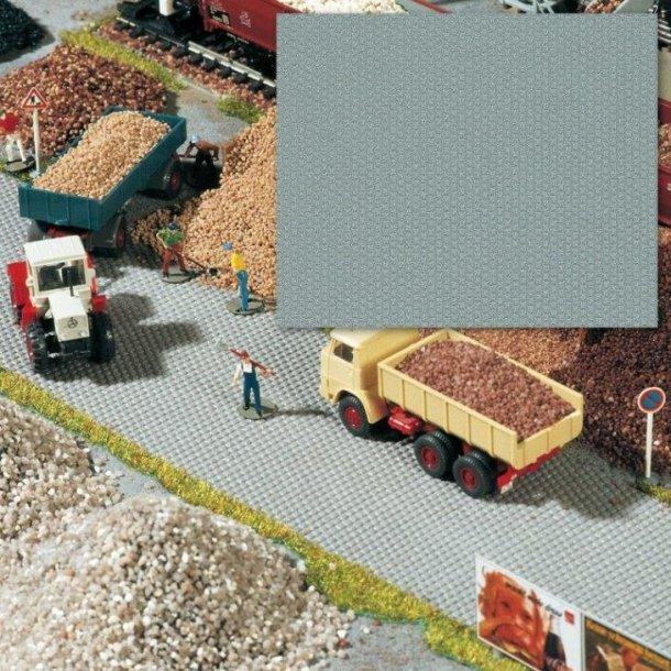 Busch 7089 spor N brosten plade 560 x 330 mm