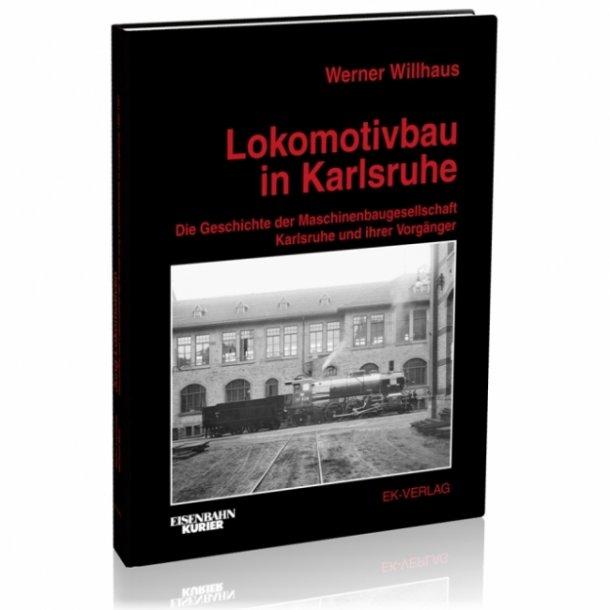 837 Lokomotiver i Karlsruhe