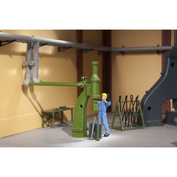 Auhagen HO 80112 Lille damp hammer