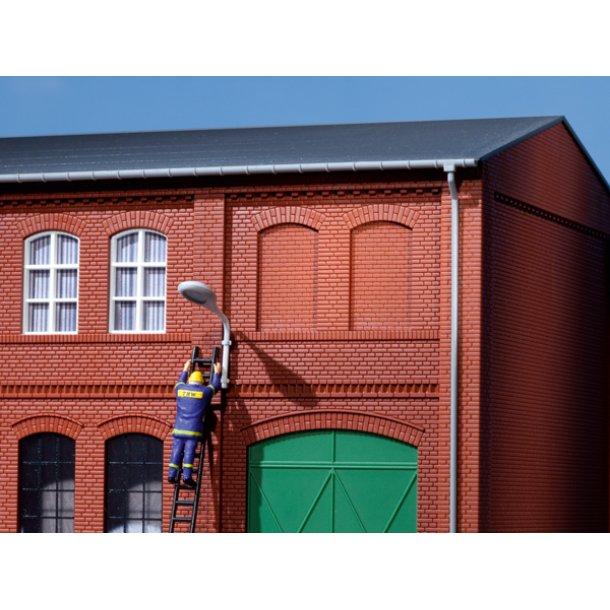 Auhagen HO 80205 Blind vindue rød
