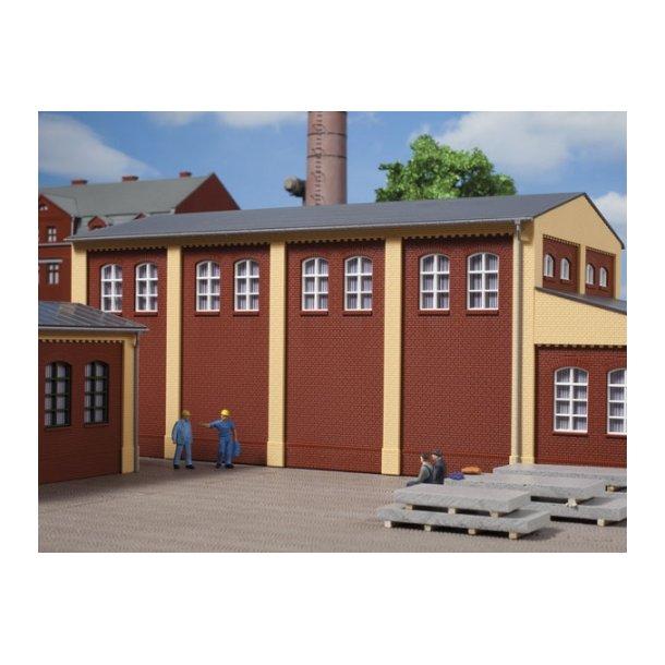 Auhagen HO 80521 Vægge 2410G rød