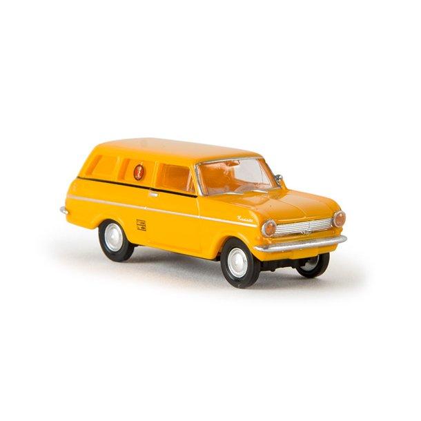 Brekina HO 20364 Opel Kadett A dansk postbil