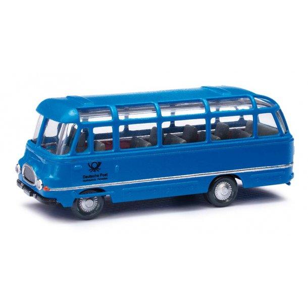 Busch/ESPEWE HO 95710 Robur LO 2500 Deutsche Post bus  Nyhed 2019
