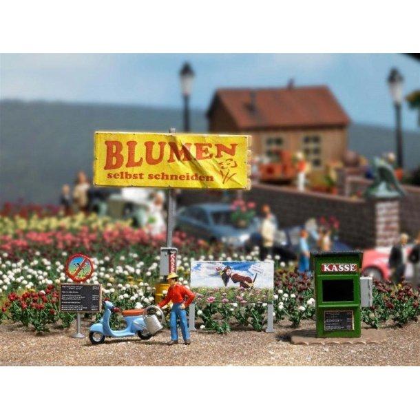 Busch HO 7714 Mini verden afskårne blomster