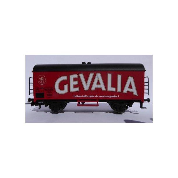 Märklin 4415.665 DSB godsvogn Gevalia reklamevogn