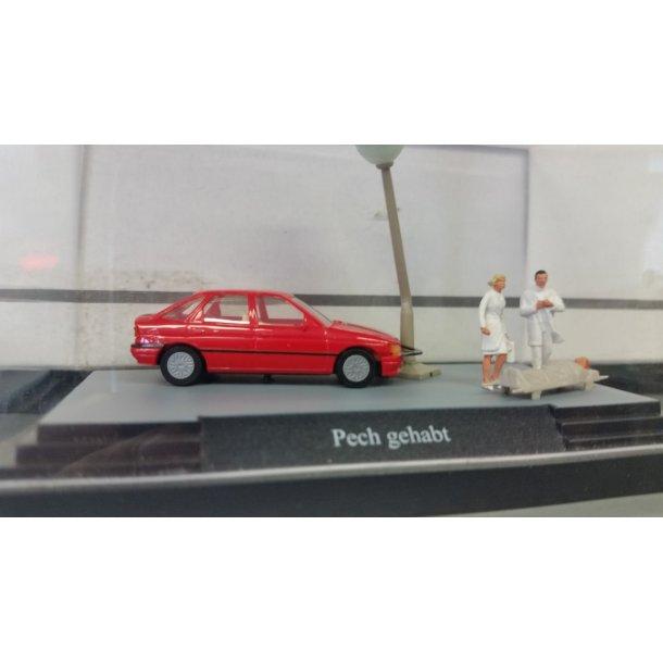 Busch HO 7629 diorama mini scene uheld