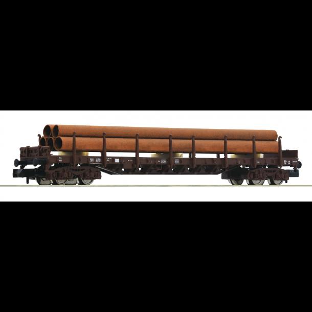 Fleischmann 826808 spor N DSB kæpskinnevogn med rør