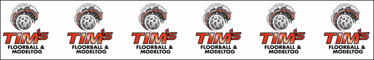 Tim´s floorball & modeltog